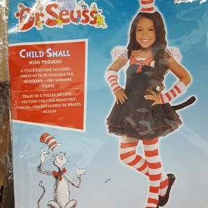 Girls Cat in the Hat Tutu Costume - Dr.